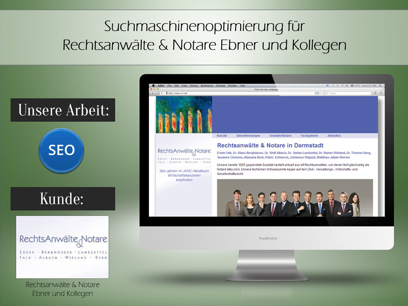 Online-Marketing Anwälte