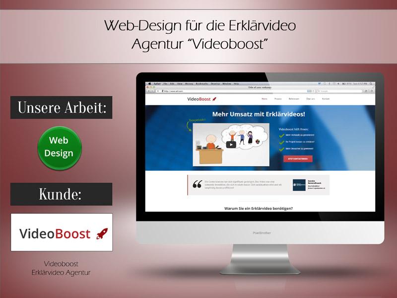 Videoboost - Online-Marketing